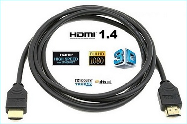 CABLE HDMI 1.4 para TV 3D - PS3 - Xbox - BluRay